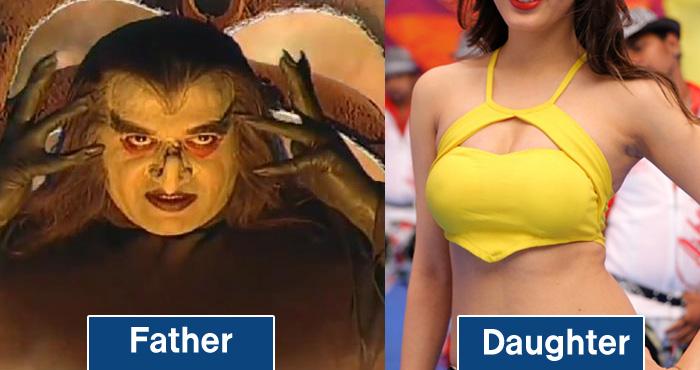 'शक्तिमान' सीरियल के खतरनाक विलेन 'तमराज किलविश' की बेटी है बेहद हॉट, देखकर छूट जाएंगे पसीने