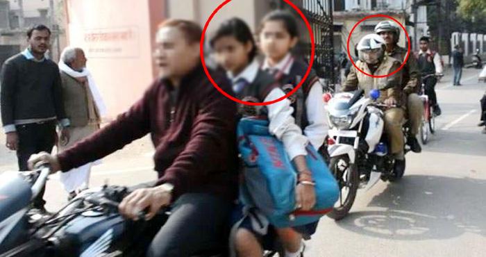 ये लडकियाँ ना तो नेता है और ना ही VIP, फिर भी हर वक्त इनके साथ चलती है पुलिस फ़ोर्स