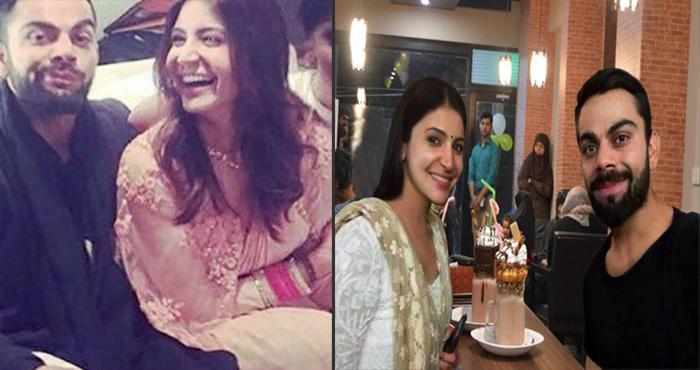रोम नहीं कराची, लाहौर और इस्लामाबाद में हनीमून मना रहे हैं विराट-अनुष्का? सामने आई ये तस्वीरें – देखिए
