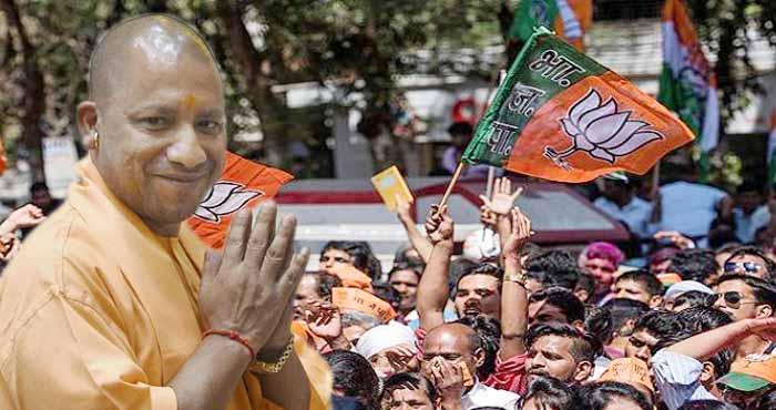 यूपी निकाय चुनाव में बीजेपी ने फहराया अपना परचम, योगी अपनी अग्निपरीक्षा में हुए सफल