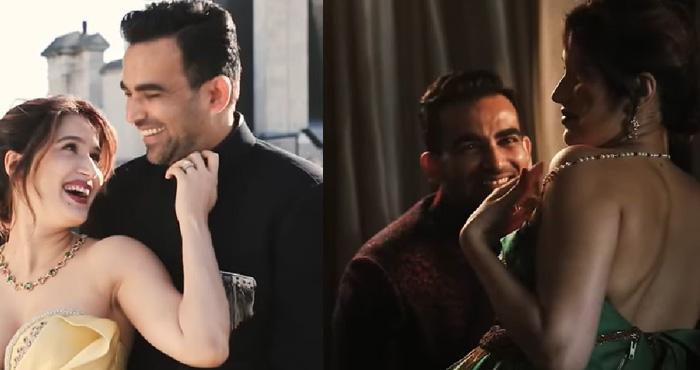 जहीर खान और सागरिका के हनीमून की बेहद बोल्ड तस्वीरें हुई लीक – देखिए