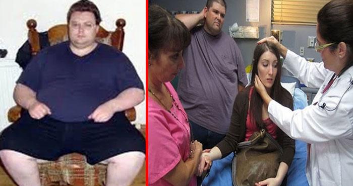 200 किलो वज़न के लड़के को हुआ 50 किलो वज़न की लड़की से प्यार, पर शादी की पहली रात पत्नी का हुआ ये हाल
