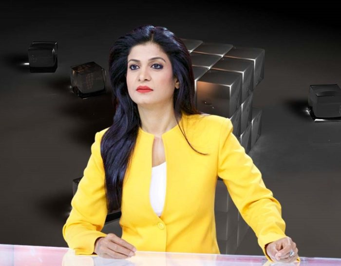 Anjana Om Kashyap Salary and income