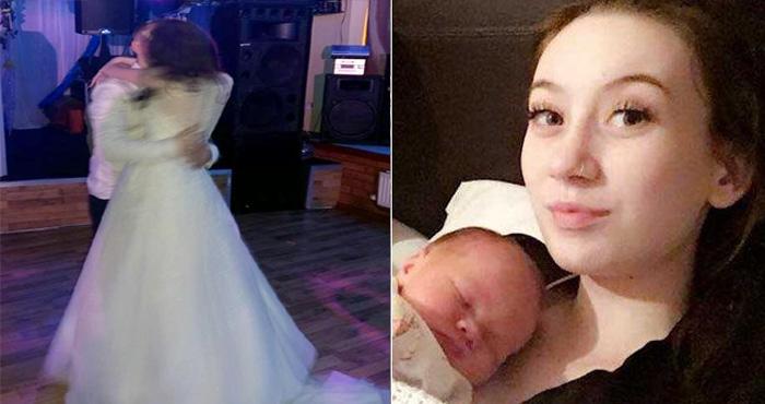 शादी के दिन डांस फ्लोर में दुल्हन ने दिया बच्चे को जन्म, जानिए फिर क्या हुआ