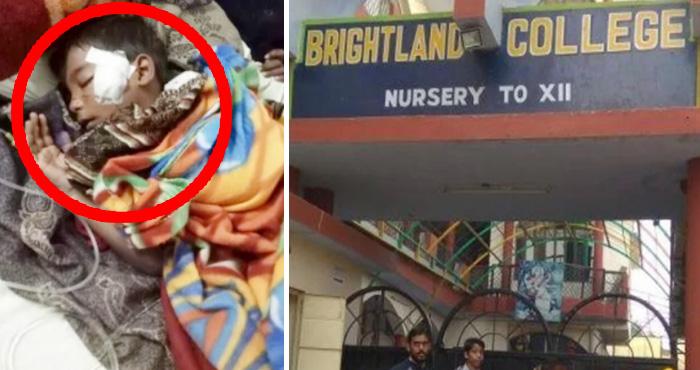 लखनऊ में रेयान स्कूल जैसी घटना, 6 वर्षीय छात्र पर टॉयलेट में चाकू से हुआ वार