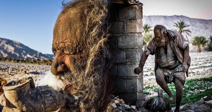 60 सालों तक नहीं किया है स्नान, बन गया दुनिया का सबसे गंदा इंसान : देखिए तस्वीरें