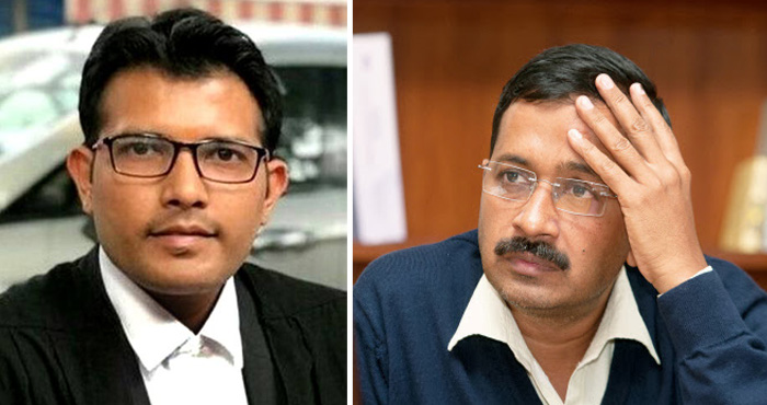कौन है वो शख्स जिसने आप और अरविंद केजरीवाल के 20 विधायकों की कुर्सी खा ली