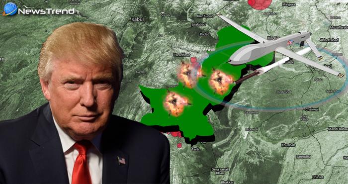 BREAKING NEWS : अमेरिका ने पाकिस्तान पर फिर किया बड़ा हमला, कई आतंकियों को किया ढेर