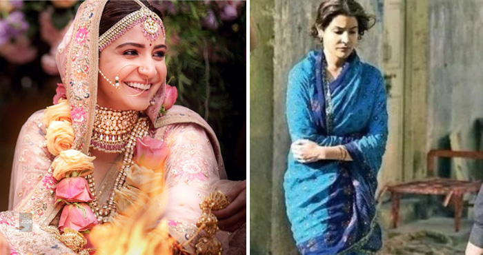 शादी के बाद अनुष्का शर्मा का यह रूप देखकर हर कोई हैरान