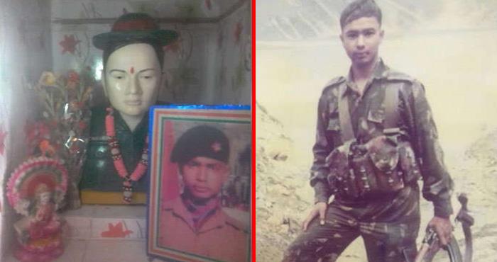 इस शहीद जवान को पहले ही हो गया था अपनी मौत का अहसास, मौत से पहले कहीं थी ये बातें