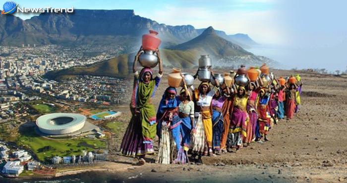 हो गई धरती से पानी खत्म होने की शुरुआत, सबसे पहले इस देश में खत्म हुआ पानी