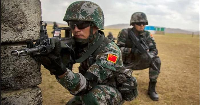 चीनी सैनिक अरुणांचल की सीमा में एक किलोमीटर अन्दर तक बनवा रहे थे सड़क, बाद में सामान छोड़कर भागे