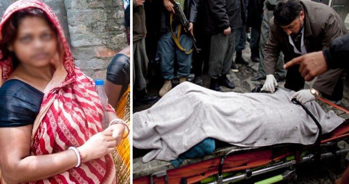 मरने के बाद तीन बार जिंदा श्मशान से लौट चुकी हैं ये महिला, इसकी कहानी जानकर आप भी सन्न रह जाएंगे!