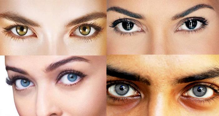 आंखों का रंग बताता है व्यक्ति का स्वभाव, जानिये किस तरह के व्यक्ति हैं आप?