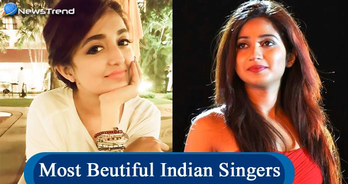 ये हैं भारत की टॉप 7 खूबसूरत फीमेल सिंगर्स, नंबर 4 से शायद आप भी वाकिफ नहीं होंगे