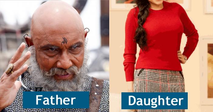 बाहुबली फिल्म के कटप्पा की बेटी हैं बेहद खूबसूरत, देखकर दंग रह जाएंगे- देखें तस्वीर