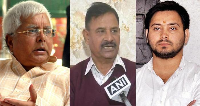 तेजस्वी संभाल रहे राजद की कमान, पार्टी के नेता नाखुश अशोक सिन्हा ने दिया इस्तीफा