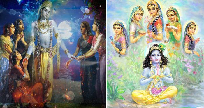 भगवान श्रीकृष्ण की 16,100 पत्नियों और 8 पटरानियो के बारे में सच जानकर आपके होश उड़ जाएंगे