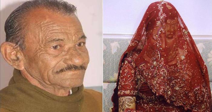 अकेलेपन को दूर करने के लिए 60 वर्षीय बूढ़े ने रचाई थी शादी, 8 दिन बाद दुल्हन ने उड़ा दिए होश