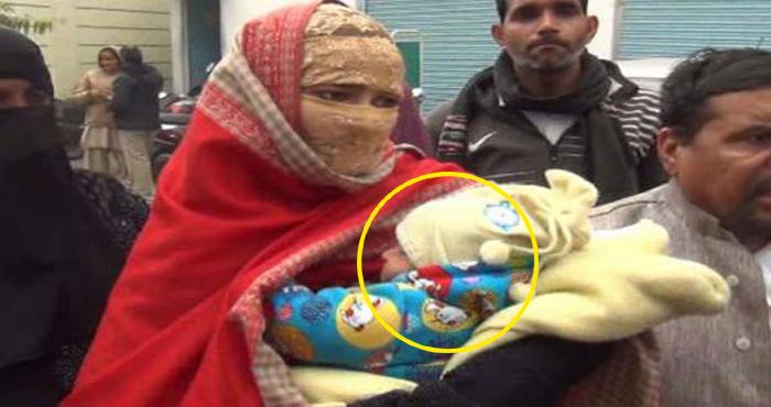 बेटी पैदा हुई तो पति ने अस्पताल में ही पत्नी के साथ किया ये सलूक