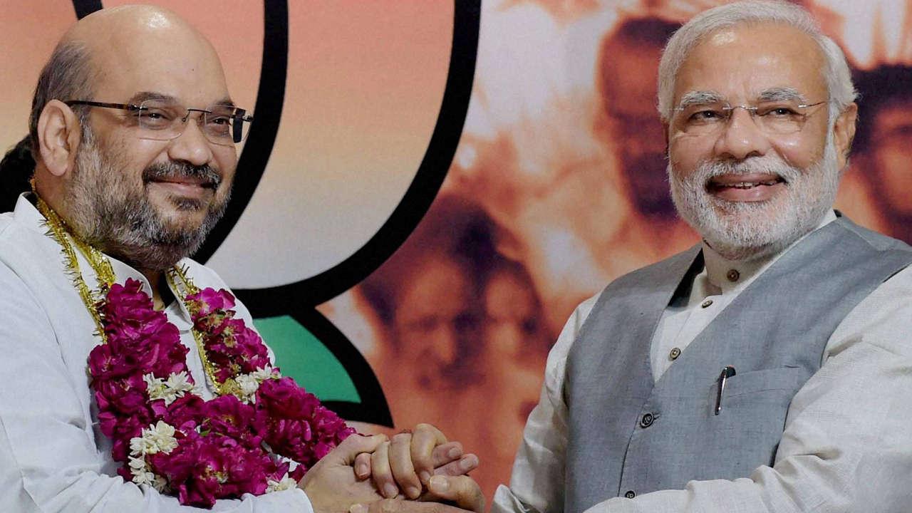 कर्नाटक में बीजेपी विकास के नारे से तय करेगी 'कांग्रेस मुक्त भारत' का सफर