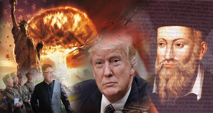सबसे बड़े भविष्यवक्ता ने किया था ऐलान, 2018 में होगा विश्वयुद्ध