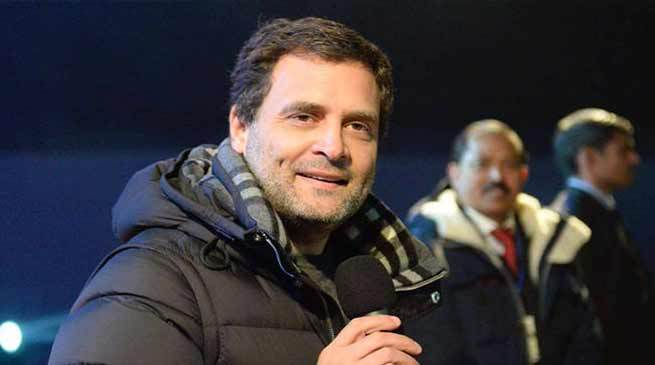 राहुल के म्यूजिकल शो पर बीजेपी का तंज, कहा 'मेघालय में सूट बूट की सरकार'