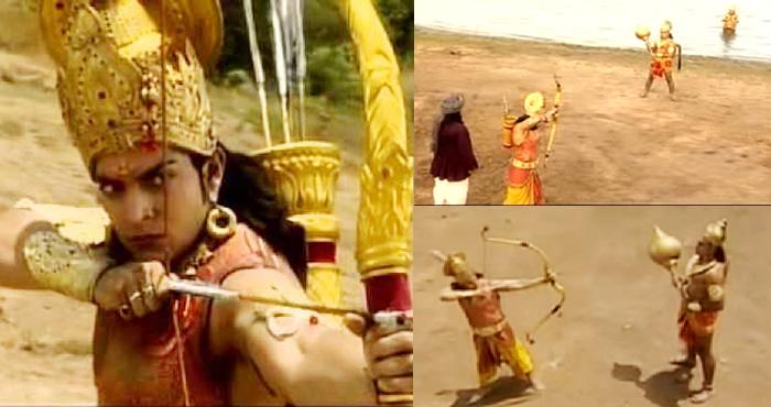जानिए भगवान श्री राम आखिर क्यूँ अपने ही भक्त हनुमान से हार गए थे? देखें वीडियो