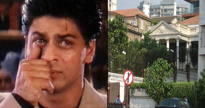 बेनामी संपत्ति: SRK का बंगला सील, किसने दिया बॉलीवुड के 'King khan' को चैलेंज?