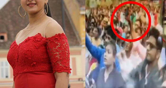 फिल्म 'बाहुबली' की अभिनेत्री पर फेंका जूता, आरोपी शख्स ने किया चौंकाने वाला खुलासा..