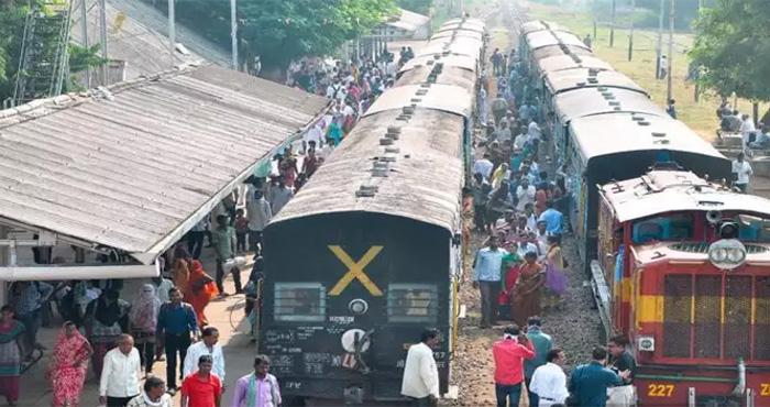 अब कभी लेट नहीं होंगी ट्रेन, बस 'नाम' बदलकर किसी भी रूट पर चल पड़ेगी