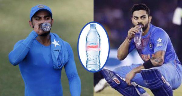 विराट कोहली के साथ इस कंपनी ने किया बड़ा धोखा, पानी की जगह पिला दिया प्लास्टिक