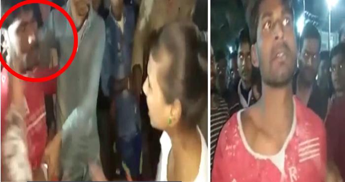 महिला दंगल देख साहस से भरी इस लड़की ने बीच सड़क पर किया ऐसा काम उड़ गए सबके होश