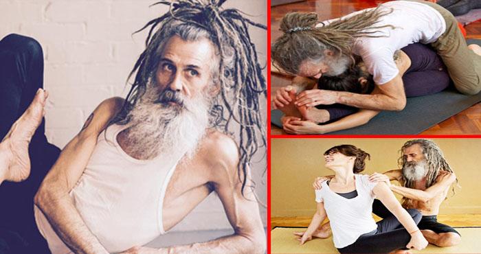 बाबा इस तरह से योग सिखाते हैं कि देखकर पड़ जायेंगे सोच में, कहेंगे कि ये योग सीखा रहे हैं या....