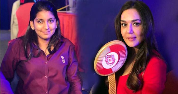 जानिए कौन है यह लड़की जिसने आईपीएल ऑक्शन के दौरान खड़ी कर दी प्रीती जिंटा के लिए मुश्किल