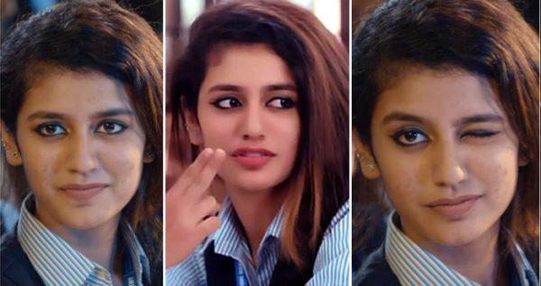 प्रिया प्रकाश बनेंगी बॉलीवुड की हिरोइन, पहली ही फिल्म में करेंगी इस दिग्गज अभिनेता के साथ काम