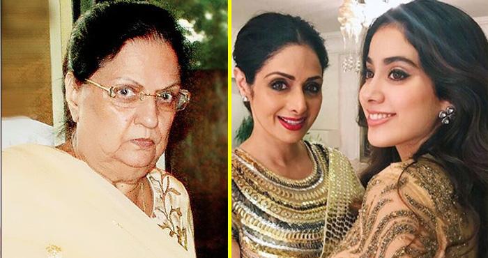 क्यों अर्जुन कपूर की नानी कोख में ही मार देना चाहती थी जान्हवी को, सच्चाई जानकार उड़ जाएँगे होश