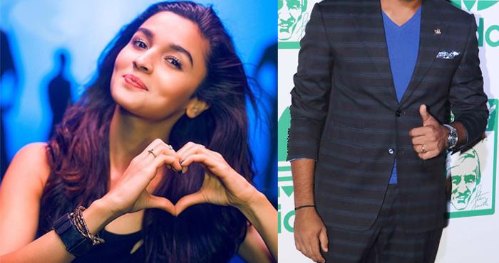 इस भारतीय क्रिकेटर के लिए धड़कता है आलिया भट्ट का दिल, नाम जानकर रह जाएंगे हैरान