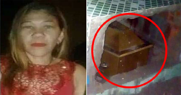 मृत मानकर जिन्दा महिला को दफना दिया कब्र में, बाहर निकलने के लिए 11 दिन तक खरोंचती रही ताबूत फिर...
