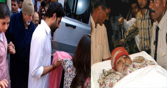 अचानक अस्पताल में भर्ती हुए अमिताभ बच्चन, सामने आई बड़ी वजह – जानिए