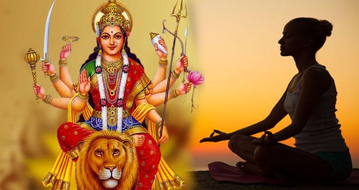 दुर्गा सप्तशती के मन्त्रों का जाप