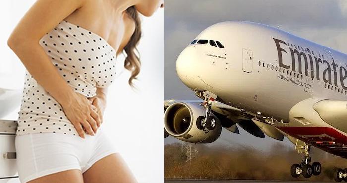 पीरियड्स की वजह से महिला को फ्लाइट से उतारा, फिर एयरलाइन्स ने दी ऐसी सफाई