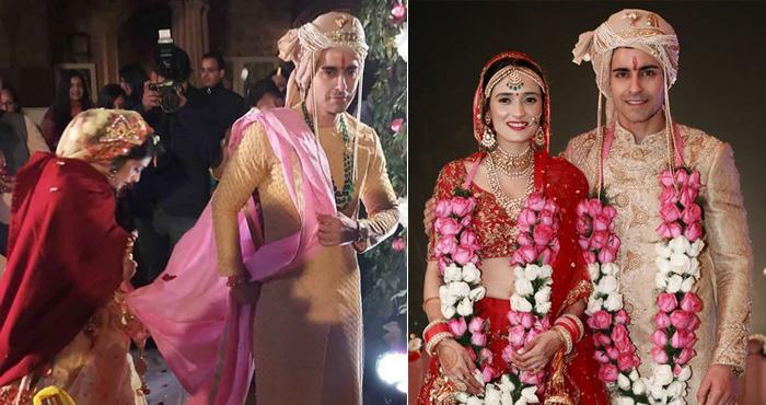 गौतम रोडे की शादी