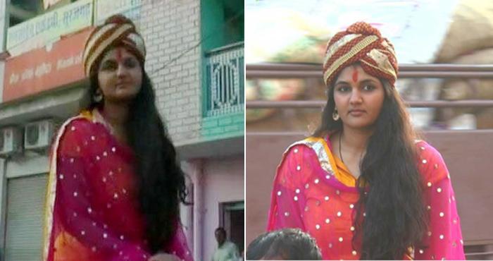 ये है दुनिया की पहली ऐसी लड़की, जिसे अपनी शादी का न्योता देने के लिए खुद घोड़े पर जाना पड़ा