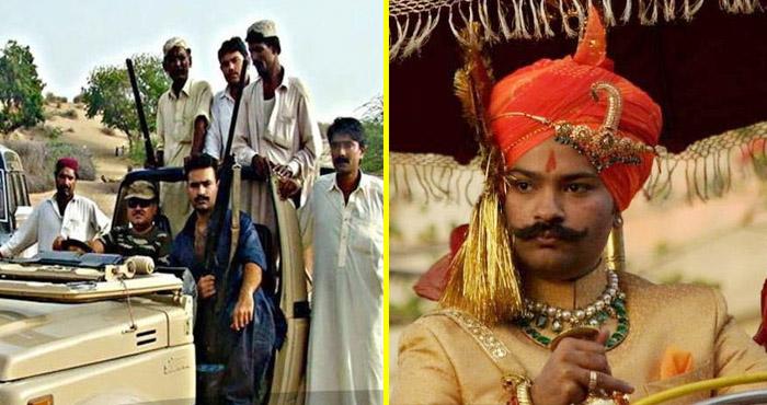 करणी सिंह सोढा मुस्लिम देश पाकिस्तान में जहाँ हिन्दुओं के साथ इतना अत्याचार होता है, वहीँ नवाबों की तरह रहता है यह राजपूत