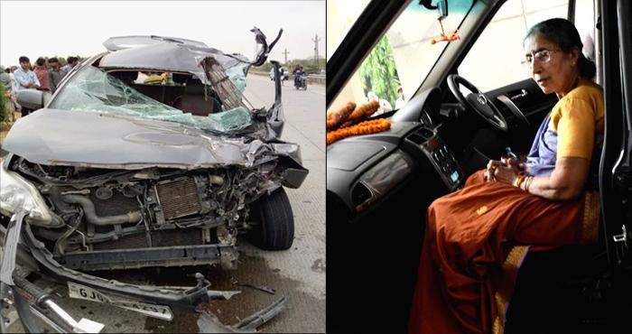 बड़ी ख़बर : पीएम मोदी की पत्नी जसोदाबेन सड़क दुर्घटना में गंभीर रुप से घायल, एक व्यक्ति की मौत