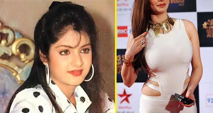 दिव्या भारती की खुबसूरत बहन जिसकी अदाएं देख हर कोई हो जाता है फ़िदा, अक्षय कुमार के साथ भी किया है काम