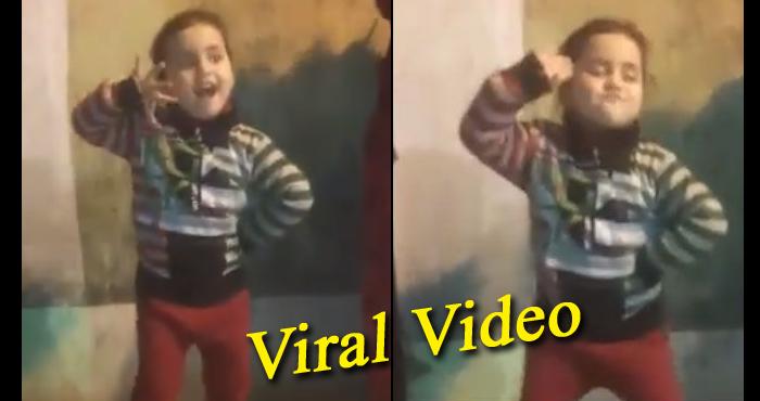Viral Video: सपना चौधरी के इस गाने पर छोटी बच्ची के डांस ने मचाया बवाल, फटी रह गई सबकी आंखें