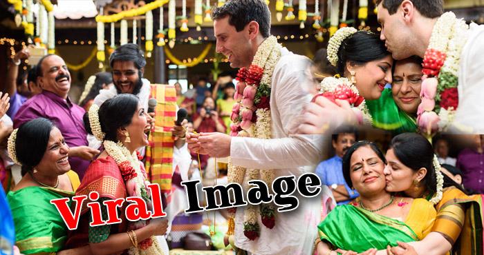 आखिर क्यों सोशल मीडिया पर खूब वायरल हो रही है शादी की यह फोटो? वजह जानकर हो जायेंगे हैरान