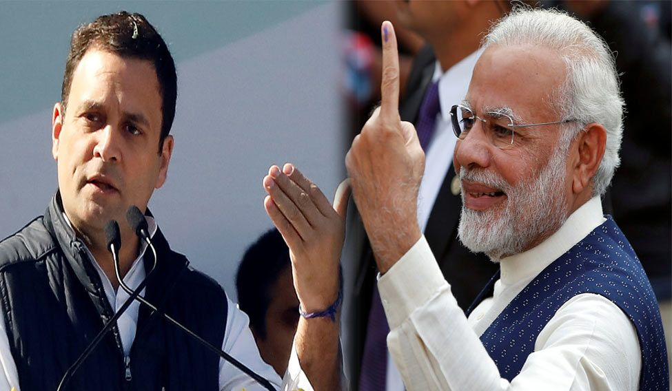 नागालैंड चुनाव में राहुल ने पीएम मोदी को याद दिलाया 'नगा संधी' का वादा